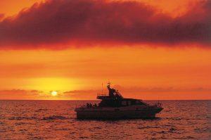 東シナ海のパノラマビュー